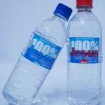 Água Mineral 100% Jesus